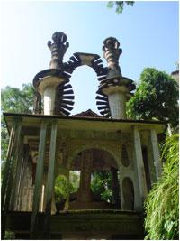 Castillo Surrealista de Xilitla
